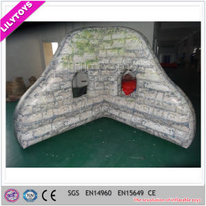 Sport Game Inflatable Paintball Bunkers for Inflatable Archery Tag pictures & photos