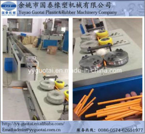 Eco-Friendly Plastic Pencil Production Line Extrusion Machine pictures & photos