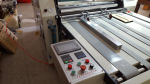 Paper Hot Lamination Machine pictures & photos