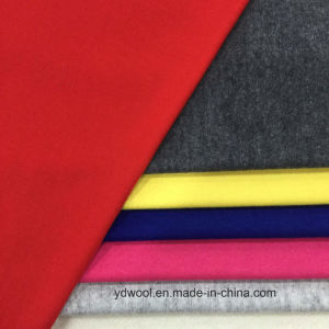 Heave Fashion Knitting Wool Fabric Ready Greige pictures & photos