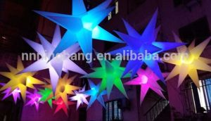 Hot Sell Party Decoration Inflatable Star for Sale