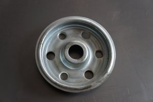 Steel Laminated Pulley Wheel Hardware pictures & photos