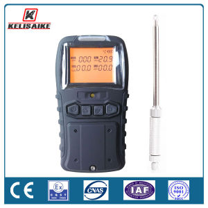 China Factory Supply Battery Power Handheld Nature Gas Detector pictures & photos
