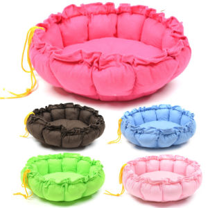 Pumpkin Model Pure Color Dog Bed pictures & photos