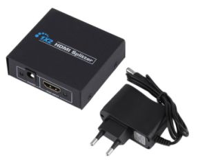 HDMI Splitter (CE RoHS) pictures & photos