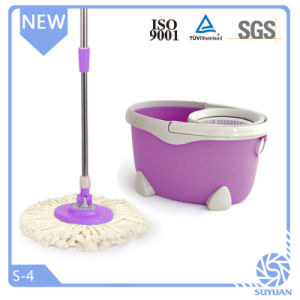 Best Selling Microfiber Magic Mop 360 pictures & photos