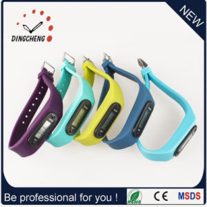 Mini Sport Watch Pedometer Wristwatch Digital Watches (DC-002) pictures & photos