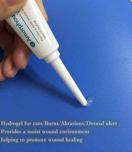 FDA Approve Hydrogel Dressing Supplier Adhesive Deep Wound Dressing Hydrogel CMC pictures & photos