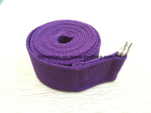 Purple Yoga Cotton Belt pictures & photos