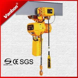 1 Ton Trolley Type Electric Chain Hoist pictures & photos