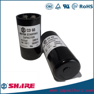 CD60 Electrolytic Capacitors pictures & photos