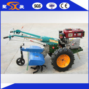 Small Size Walking Tractor Hand Tractor with Reasonable Price pictures & photos