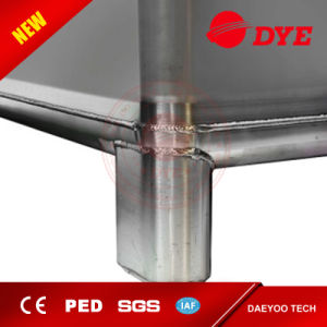 Stainless Steel Storage Water Rectangular Beer Fermentation Tank pictures & photos
