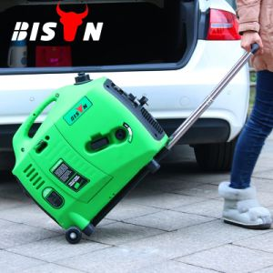Bison (China) BS-2000s China Manufacturer Household 2000W Inverter Generator pictures & photos