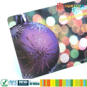 Programmable 13.56MHz MIFARE DESFire EV1 2K Card for Smart Payment pictures & photos