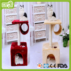 Cylindrical Cat Toys Cat Scratch Board pictures & photos