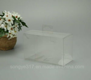 Refined Pet / PP / PVC Transparent Blister Box pictures & photos