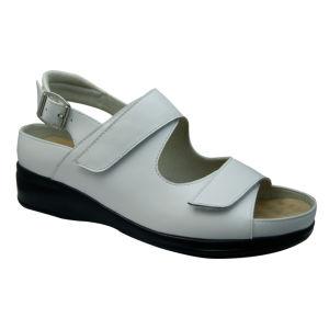 Women′s Diabetic Shoes Grace Health Sandals for Wide Feet pictures & photos
