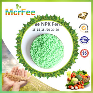 Quick Released Type Water Soluble NPK 20-20-20 Fertilizer pictures & photos