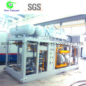 M-Type Large Scale Natural Gas Station CNG Compressor