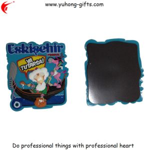 New Design Cartoon PVC Magnet for Gifts (YH-FM005) pictures & photos