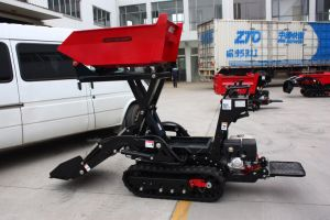 2017 New Product Ant Mini Dumper Track Loader By800 with EPA pictures & photos
