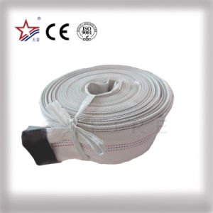 Single Jacket PVC Hoses for Construction Applications pictures & photos