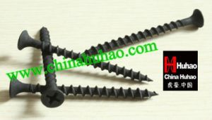 Screw/Drywall Screw /Bugle Head Philips Drive for Gypsum Board pictures & photos