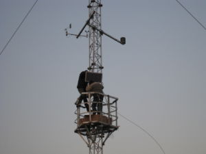 Wind Measurement Mast HW010 (HW010)