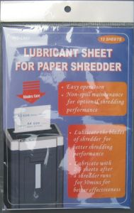 Lubricant Sheet (YHD-LS04)