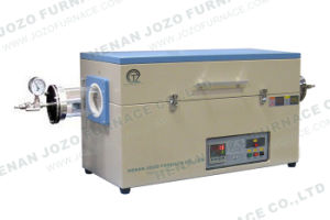 Split Long Quenching Tube Furnace with Quartz Tube pictures & photos