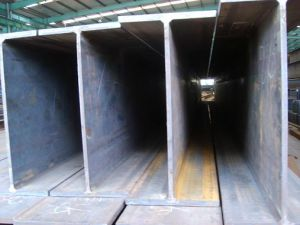 Welded H Beams As Columns, Girders pictures & photos