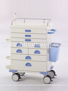 F-1 Luxury Hospital Trolley for Anesthesia