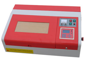 Stamp Laser Cutting Machine (RJ-40) pictures & photos