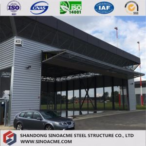 Steel Structure Building for Carport with Design pictures & photos