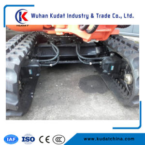 1.8ton Mini Tracked Excavator with Diesel Engine Kd18 pictures & photos