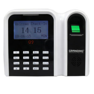 Granding Biometric Time Attendance System with TCP/IP (Q2)