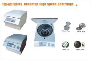 Benchtop High Speed Centrifuge (TG18-WS) CE Approved