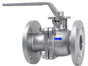 Ball Valve (V-Q41F-16P) pictures & photos