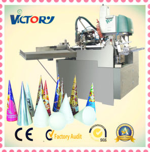 Ice Cream Paper Cone Sleeve Machine