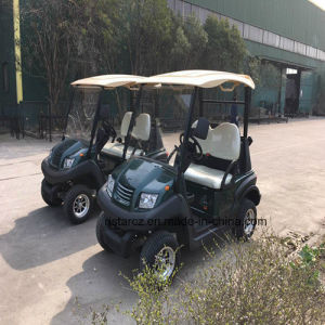 2017 New Model 2 Seats Electric Golf pictures & photos