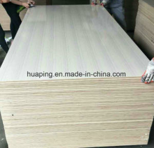 Wood Melamine Plywood/Combi Core Melamine Plywood pictures & photos