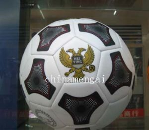 Size Machine Sewing Soccer Ball pictures & photos
