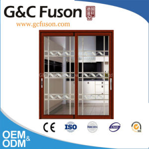 High Quality China Manufacturer Aluminium Sliding Doors pictures & photos