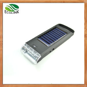 Rechargeable Solar Police Battery Light/ Flashlight pictures & photos