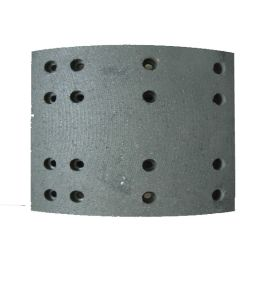 Semi Metallic Brake Lining for Auto Parts pictures & photos
