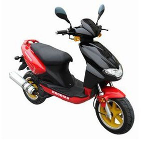 Gas Scooter (YL50QT-21B) pictures & photos