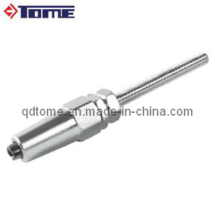 Stainless Steel Thread Stud Swageless Terminal pictures & photos