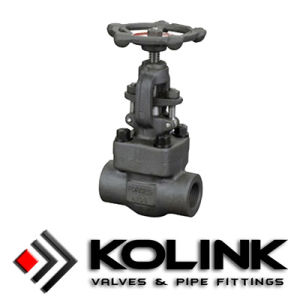 Forged Steel Globe Valve Flange/Threaded/Bw Connection