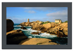 "IPS Panel 10.1"" LCD Open Frame Monitor with Metal Frame pictures & photos"